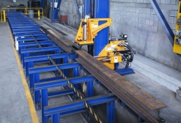 Manufacturing equipment and steel structures